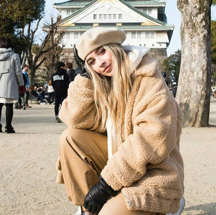 article, ootd, and sabrina carpenter image