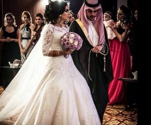 wedding, muslim, and عربي image
