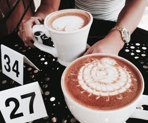 break, breakfast, and date image