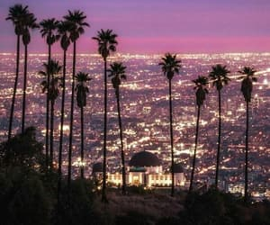 beautiful, california, and los angeles image