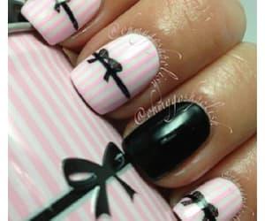 art, nails, and fshion image