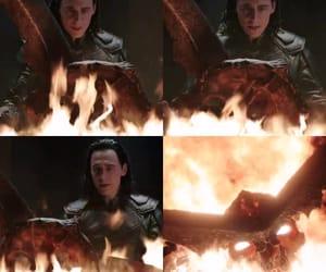 tom hiddleston, loki laufeyson, and thor ragnarok image