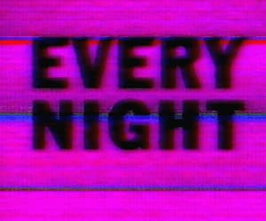 gif, night, and drugs image