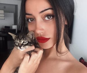 kitten, cindy kimberly, and eyes eyebrows brows image