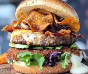 avocado, burger, and chipotle image