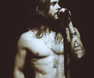 30 seconds to mars, jared leto, and instagram image