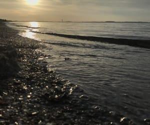 sand, steine, and strand image