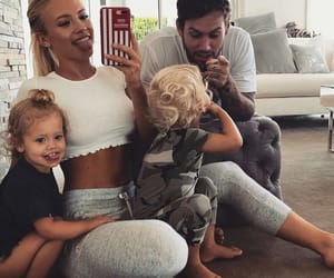 family, tammy hembrow, and kids image