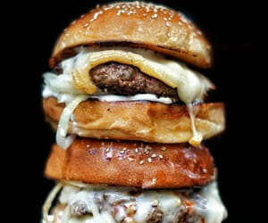 burger and grilled cheese image