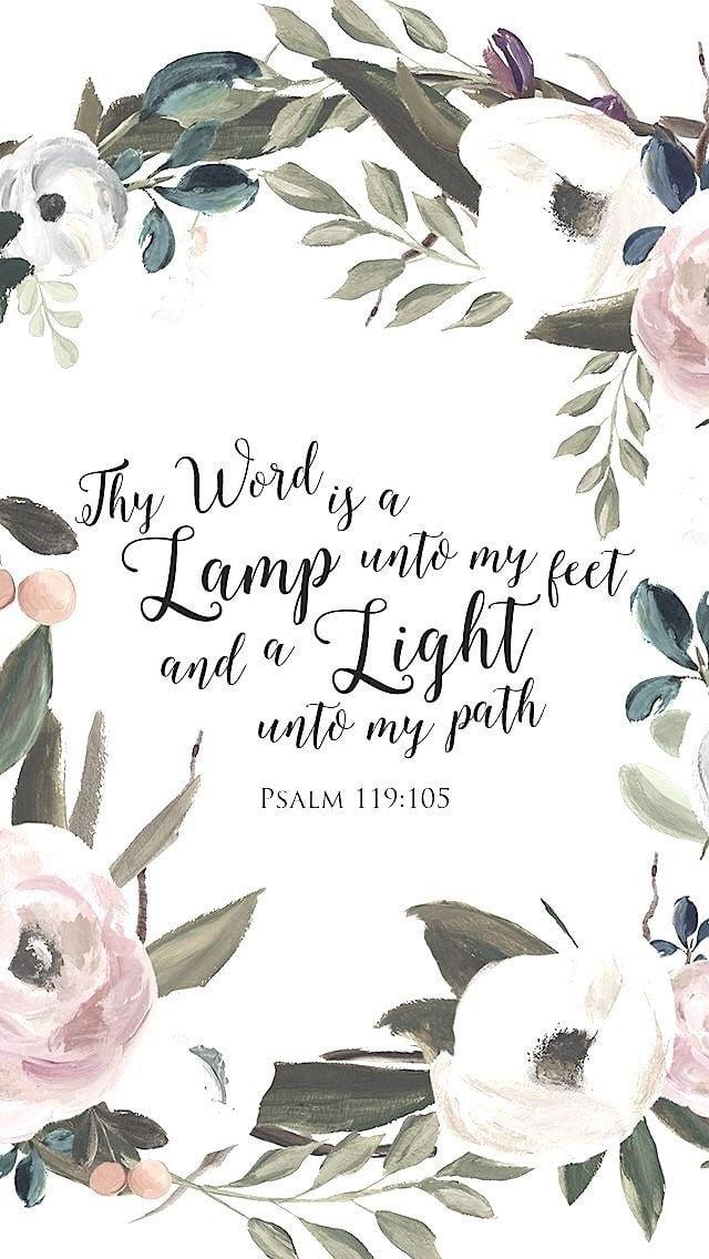 Scripture Christian Lock Screen Wallpaper On We Heart It