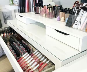 diy, dressing table, and organiser image
