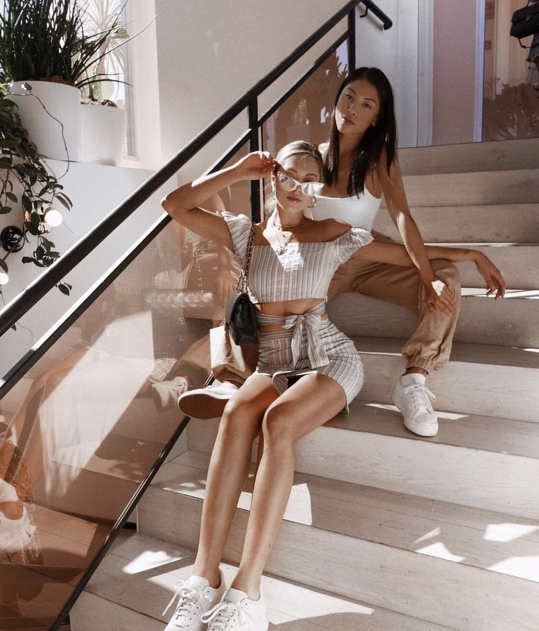 fashion, girls, and model image