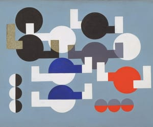 museum of modern art, 1930, and Öl auf leinwand image