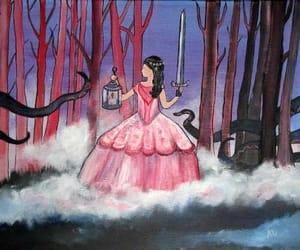 art, original art, and original painting image