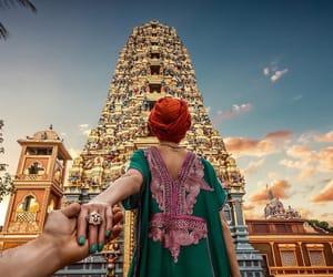 couple, followmeto, and Sri Lanka image
