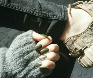 green, jeans, and khaki image