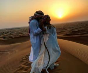 couple, Dubai, and goals image