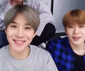 jaehyun, jungwoo, and kim jungwoo image