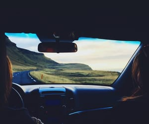 drive, earth, and iceland image