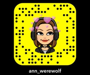 streaks, snapcode, and add me image