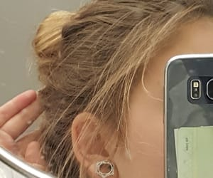 10mm, aesthetic, and bun image