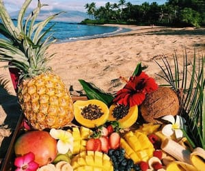 fruit, mango, and summer image