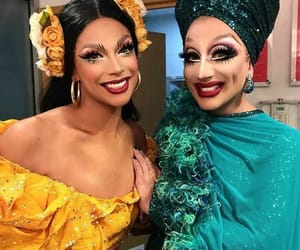 drag, the, and valentina image