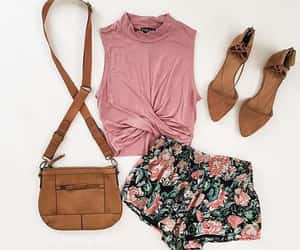 outfit, fashion, and pants image