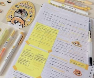 kawaii, notebook, and cute image