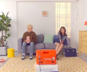 k-pop, pastel, and seventeen q&a image