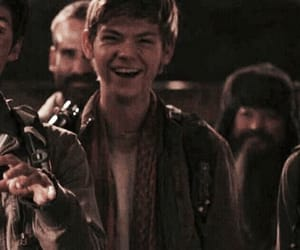 newt, tbs, and the maze runner image