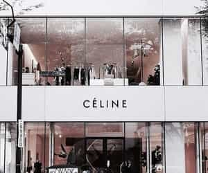 celine, fashion, and rose gold image