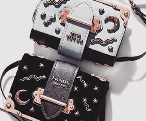 fashion, Prada, and bag image