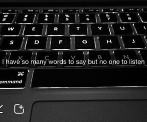 quotes, snapchat, and sad image