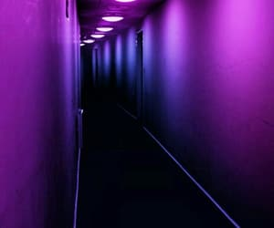 purple, tumblr, and aesthetic image