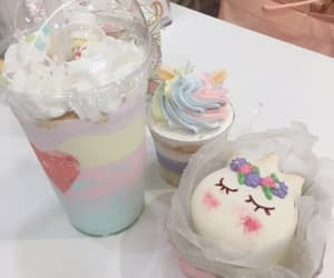 drink, food, and milkshake image