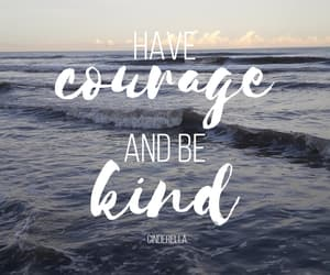 cinderella, courage, and kind image