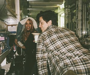 riverdale, cole sprouse, and vanessa morgan image