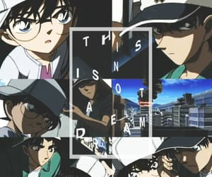 anime, conan, and detective conan image