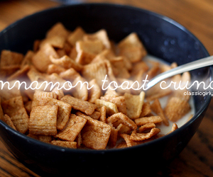 cereal, food, and yummy image