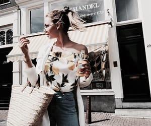 fashion, honey, and theme image
