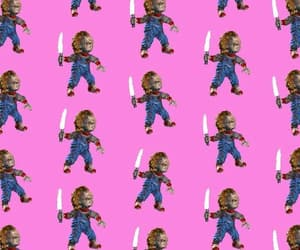 Chucky, wallpapers, and muñecos image
