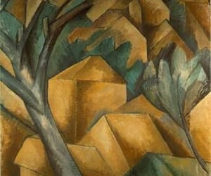 cubism, painting, and estaque image
