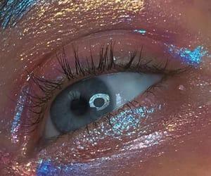 aesthetic, eye, and make up image