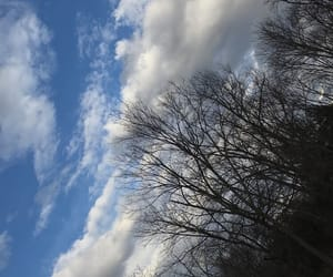 blue, weather, and clouds image