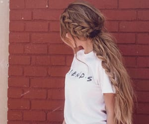 aesthetic, body, and braids image