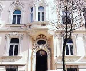 architecture, Belgrade, and facade image