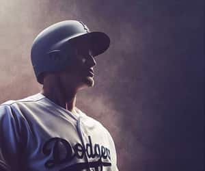 baseball, corey seager, and dodgers image