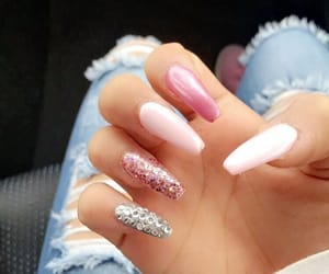 claws, pink, and pretty image