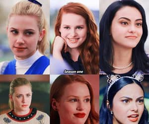 girls, riverdale, and betty cooper image